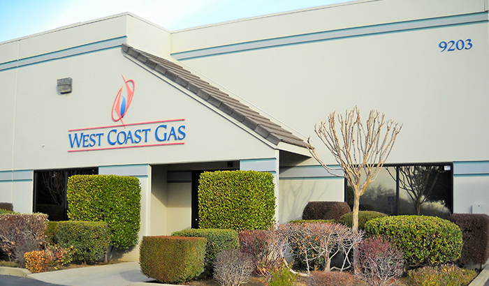 West Coast Gas Office