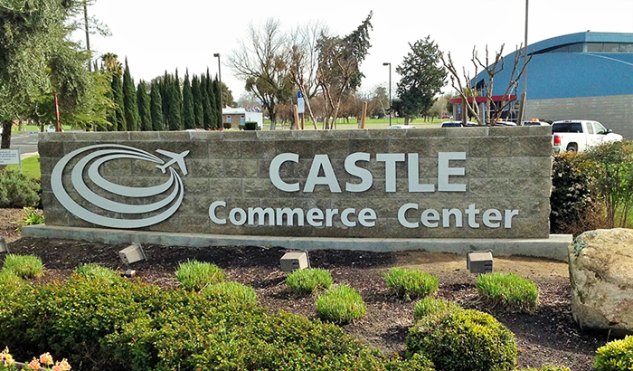 CASTLE Commerce Center